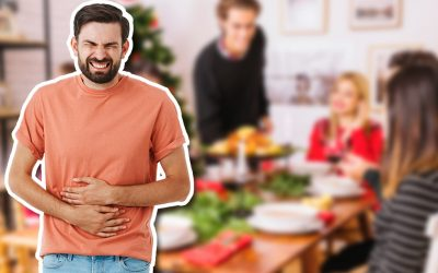 ¿Qué hacer ante una intoxicación alimentaria en Navidad?